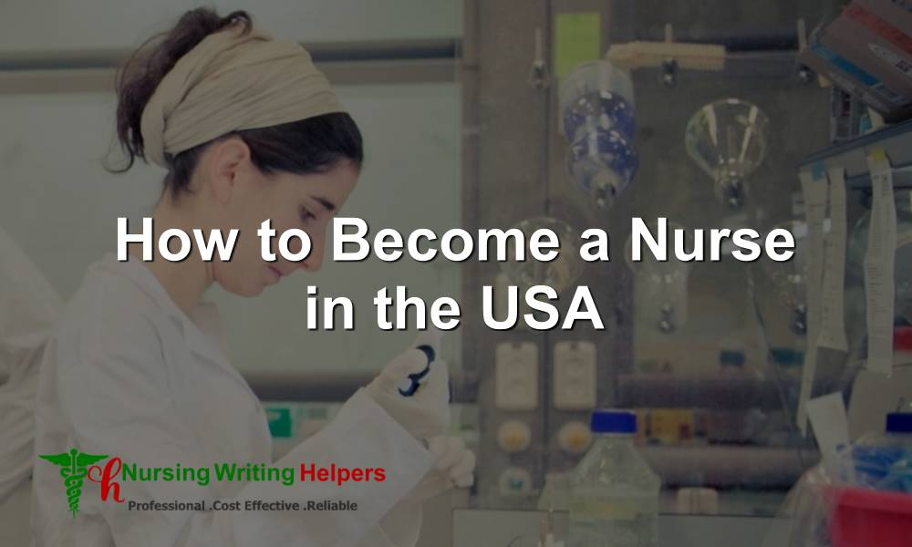 How to Become a Nurse in the USA