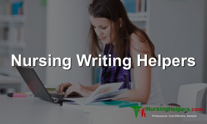 Reliable nursing writing help online