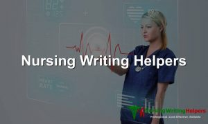 Reliable nursing writing services