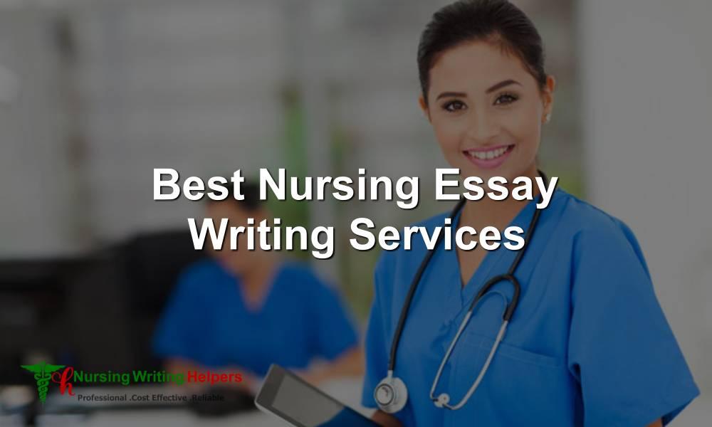 Online Nursing essay writing services
