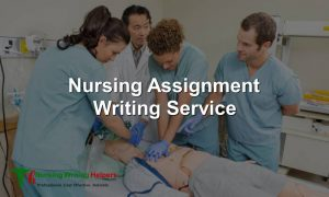 Best Nursing Assignment Writing Service