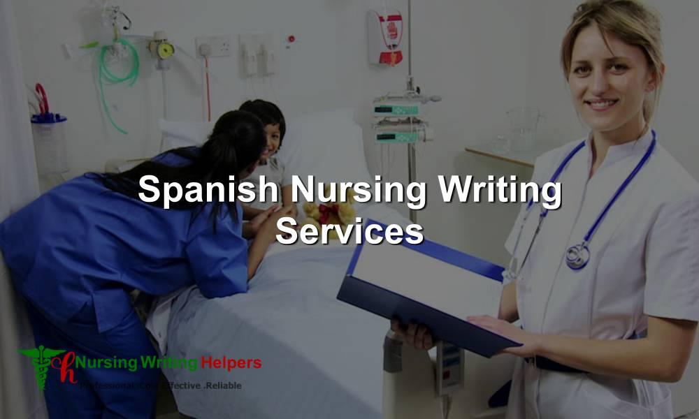 Best Spanish Nursing writing services