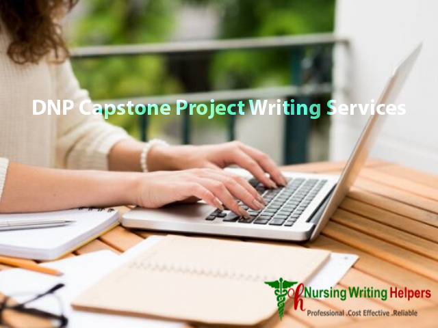 Best DNP Capstone Project Writing Services